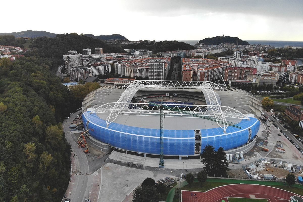 Estadio Anoeta